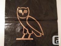 Letting go of my OG OVO hoodie, as I seldom wore it and