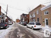 Maison Pointe-Saint-Charles Montreal à vendre - Rare