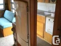 PENDING SALE - Restoration project trailer. This one