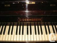 COST DROP_RARE ANTIQUE C. BECHSTEIN Available For Sale.