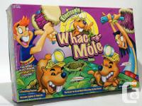 Whac A Mole Game from Toy Biz 1999. It is COMPLETE with