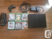 Hello, I am selling a Mint condition Xbox one 500gb