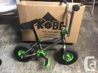 Bran new just out of box and put together kobe rat rod