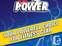 RAW POWER FITNESS GEAR   See us at Toronto Fitness Expo