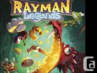 Cash Maxx has a copy Rayman on PS3. Routine price