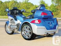Razor Trike Conversion for Honda GL1800 Gold Wing
