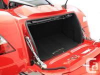 Razor Trike Conversion for Honda GL1800 Gold Wing Razor