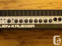 With an incredible 240W RMS of raw bass power, this is
