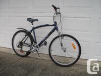 RBK Impulse road/mtn bike. 19 - 1/2 inch aluminum frame