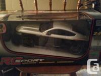 I have two RC cars brand new in the box. 50 bucks each