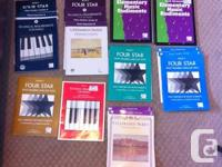 Piano Arsenal (Level 8, 6, 4, 3,) - $8 each [Normal =