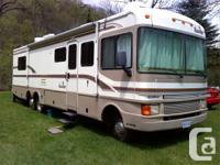 1998 Fleetwood Bounder Standard 35ft. Version 34V.