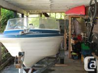 Complete package in Tahsis. 17' Atlas, stored under