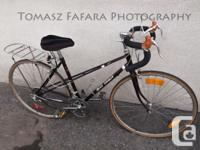 Ready-to-Ride, 12-Speed Road Bike 19 inch Frame, Can