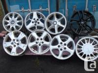 READY TO TO ROLL TIRES & RIMS PKG : - 235/65/17