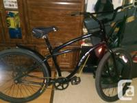 BRAND NEW HARO bike xl beautiful feather  light smooth