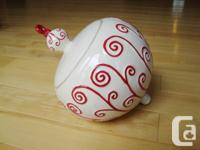 Real Home Earthenware Decorative Ornament / Spinning
