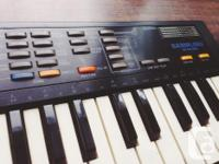 Super fun and sought after vintage sampling keyboard in