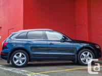 Make Audi Model Q5 Year 2012 Colour blue kms 51250