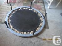 This Rebounder Is In Great Condition. Excellent Form Of
