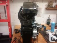 rebuilt 100'' evo, new pistons, rings, cam,