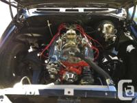 Selling my newly rebuilt 350. Forged Pistons, 270 cam.