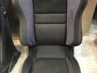 Near Mint set of Recaro SR VF Ultimate Edition Seats.