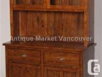 Large selection of Reclaimed Pine Furniture available