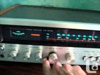 Do you have an old stereo amplifier, receivers,