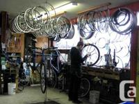 Need a Tune-up or any bike repairs and can't wait to
