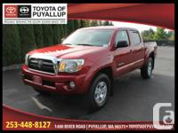 Year: 2008 Make: Toyota Model: Tacoma Trim: