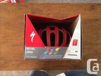 This is a new in the box Specialized's S-Works Prevail