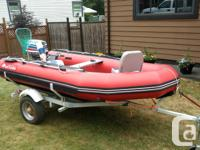 Mint Condition Inflatable, no leaks no patches,