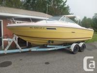 1978 Sea Ray 21' Sun Runner - $4000 - INCLUDES
