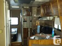 1981 Ford Empress Motorhome 27ft...REDUCED...1ST PERSON