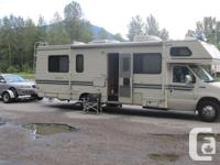 28FT. Motorhome in great condition. Has 108 K miles. It