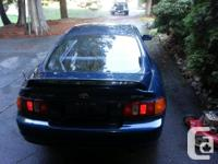Make Toyota Model Celica Year 1994 Colour Blue kms