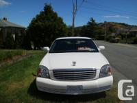 Make Cadillac Model DeVille Year 2000 Colour White kms
