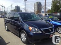 2010 Honda Odyssey EX-L   Stock 8746QL  Blue