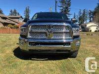 2015 Dodge Ram 2500 6.7 Cummins 4x4 flully loaded with