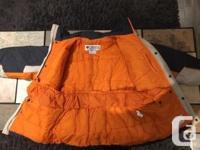 Columbia Fire Ridge Boys Winter Jacket For Sale.