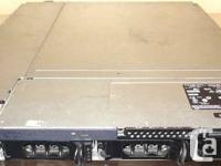 Dell PowerEdge 1750 Rack Mount Server, Dual 2.8 Xeon