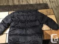GAP Boys Insulated Hooded Winter Jacket For Sale - Like