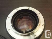 Leitz Wetzler 90mm Elmarit-R - in Nikon mount Made in