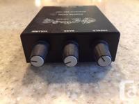 Martin & Co. Porta-Con Acoustic Pre-Amp For Sale. Good