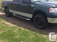 Make Ford Model F-150 Colour Green Trans Automatic kms