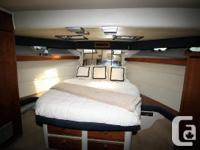 Bayliner Pilothouses have one of the best layouts of