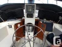 The Spencer 44' Centre Cockpit 1330 is a John
