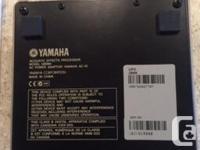 Yamaha Magicstomp Acoustic Petal For Sale. Excellent
