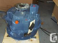 New, rebuilt marine decrease gears. Twin Disc, ZF &